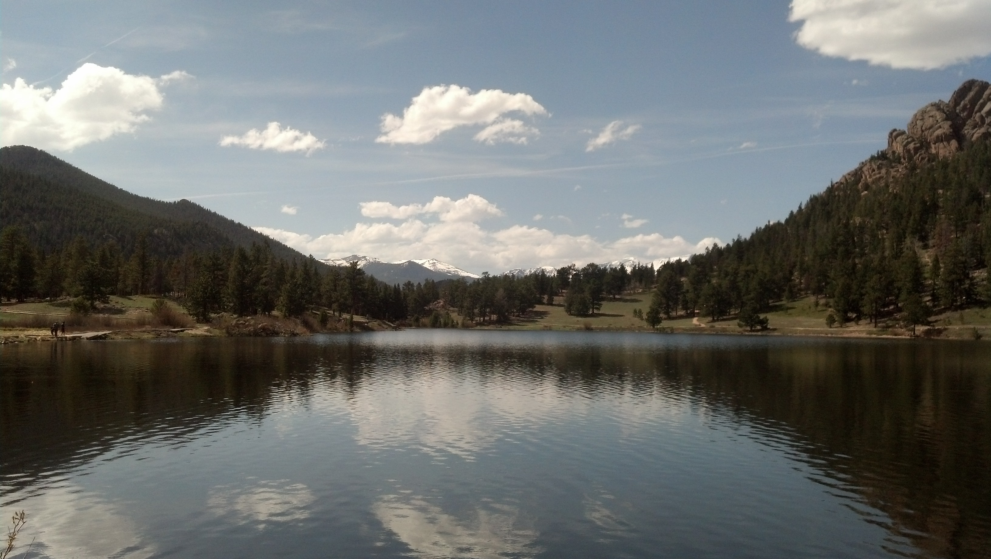 Lily Lake, Rocky Mountain National Park