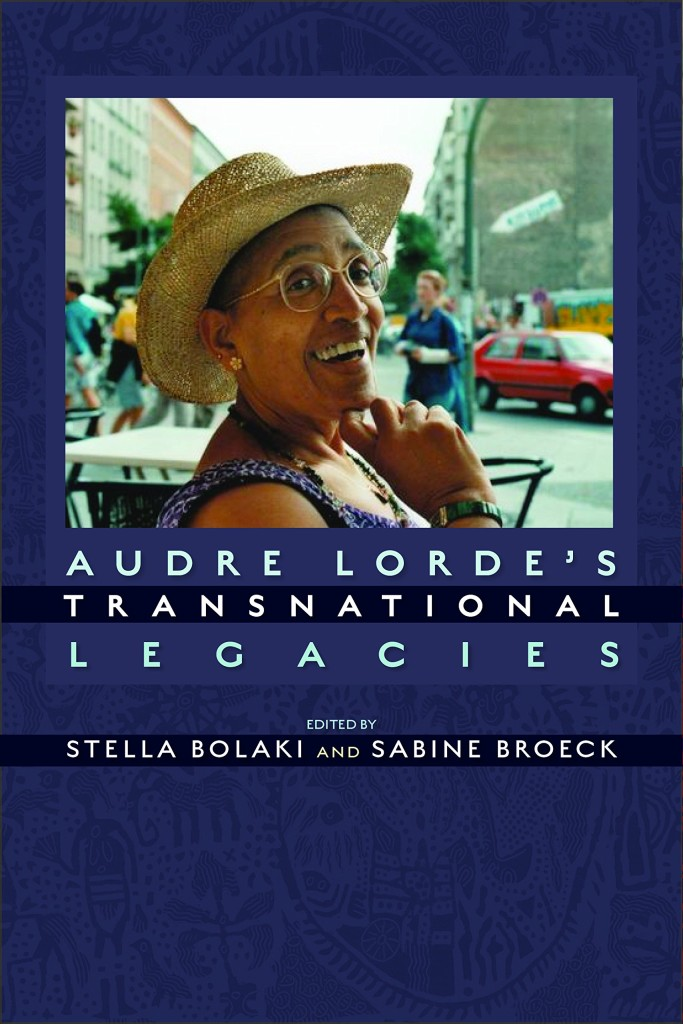 Book cover image of Audre Lorde